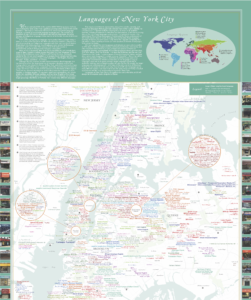 Languages of New York map copy